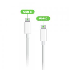 Câble de Charge - USB-C  vers USB-C 3A  1M