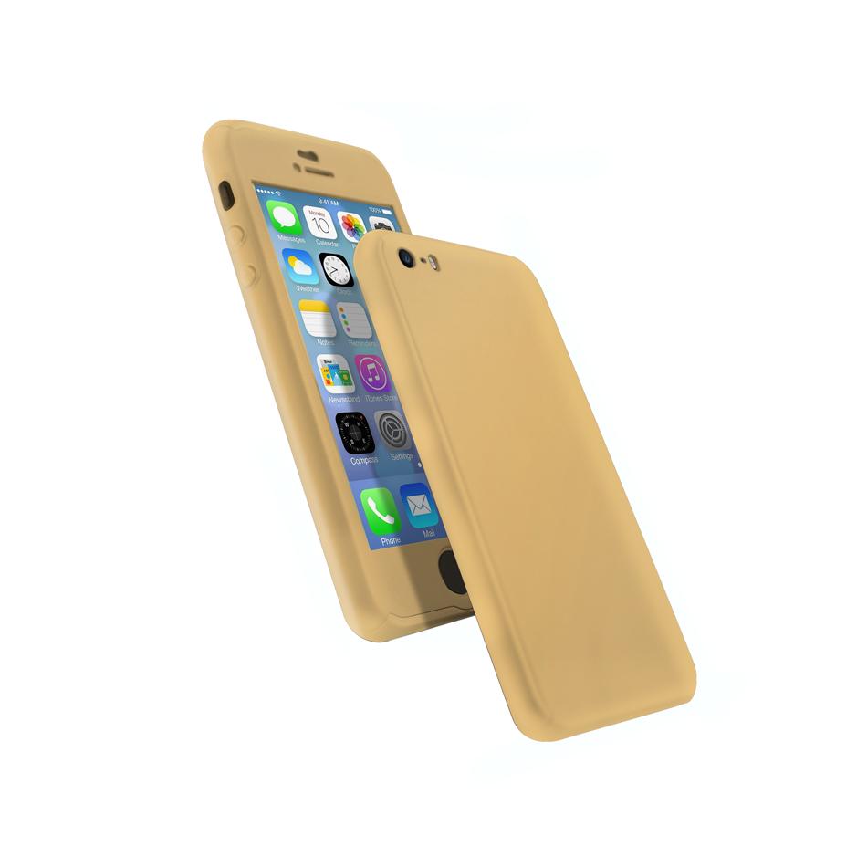 Coque 360 en Rubber pour iPhone 6/6s