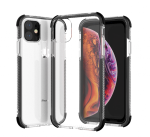 Coque de Protection Shockproof TPU  + TPE - iPhone & Samsung