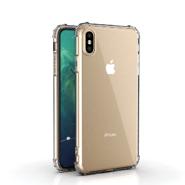 Coque de Protection Shockproof TPU - iPhone & Samsung