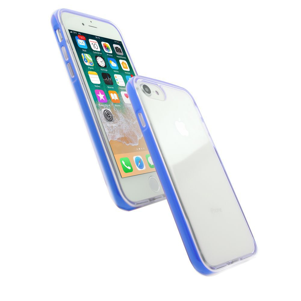 Cover  iColor pour iPhone 7/8 Wave Concept