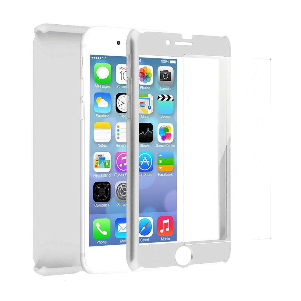 Coque 360 en Rubber pour iPhone 7