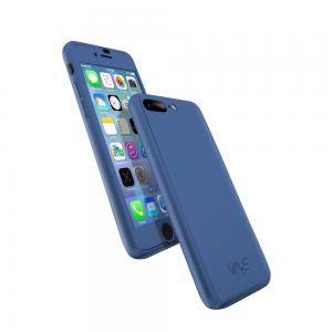 Coque 360 en Rubber pour iPhone 7+
