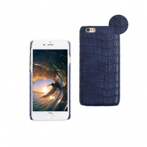 Cover Croco Pu Leather iPhone 6 / 6s  Wave Concept