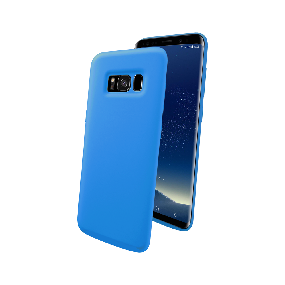 Cover Flash Color pour Samsung Galaxy S8