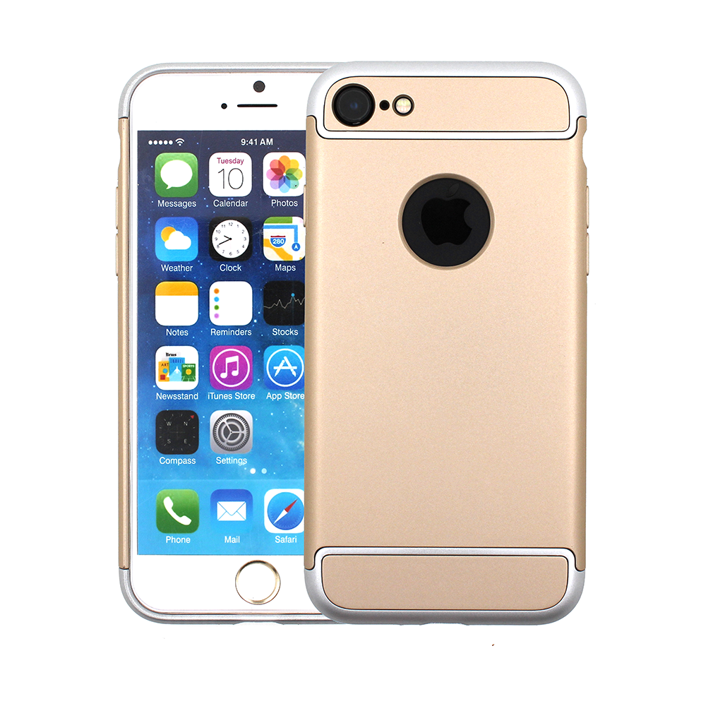 Cover Hybrid Rubber iPhone 7+ Wave Concept