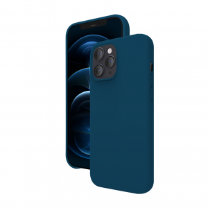 "Cover Premium Silicone 6,1"" pour iPhone 12 & 12 Pro"