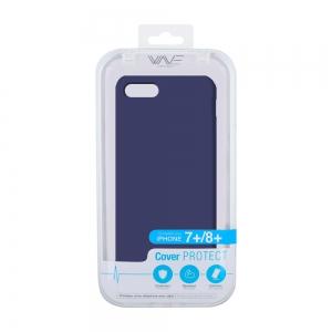 Cover Premium Silicone pour iPhone 7+/8+