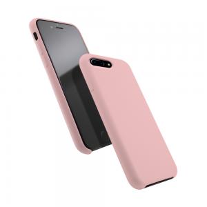 Cover Premium Silicone pour iPhone 7+