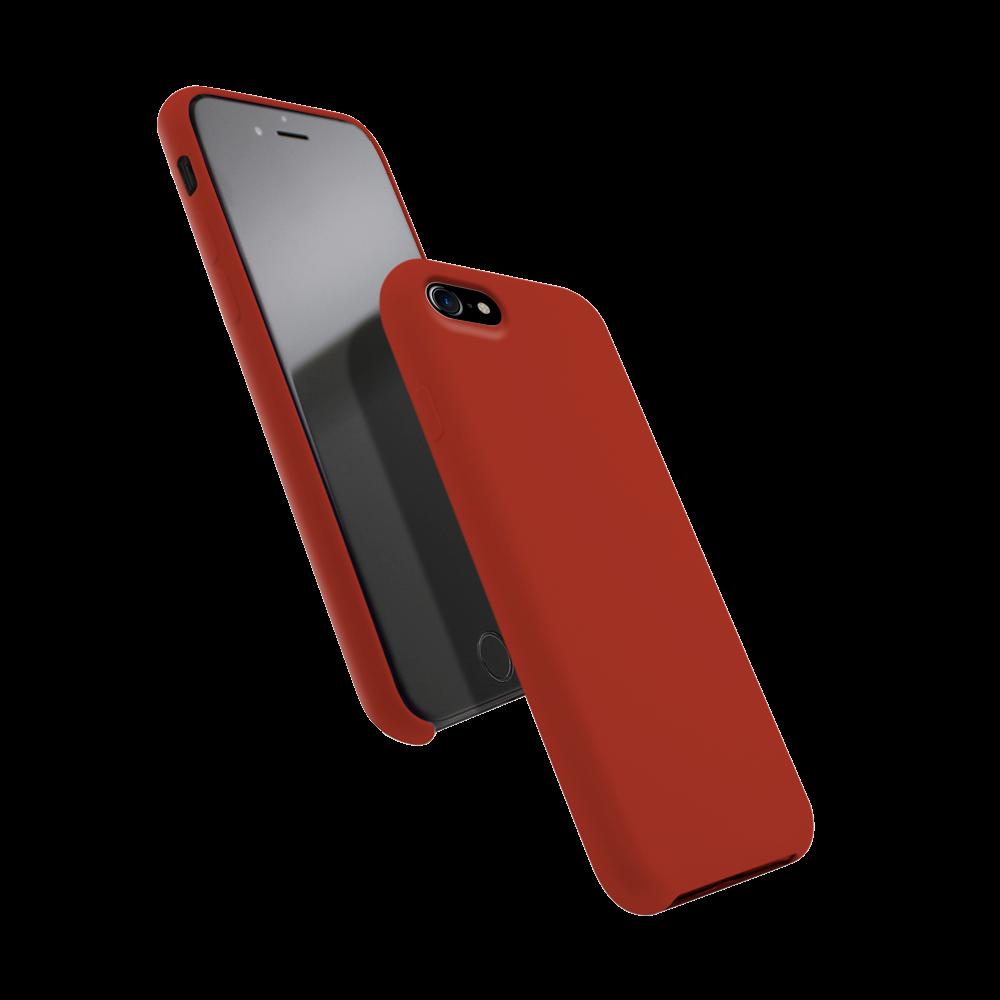 Cover Premium Silicone pour iPhone 7/8