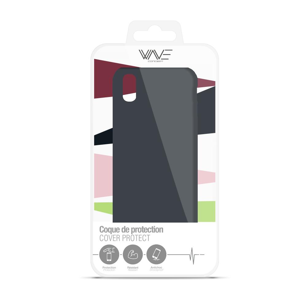 Cover Premium Silicone pour iPhone XS MAX