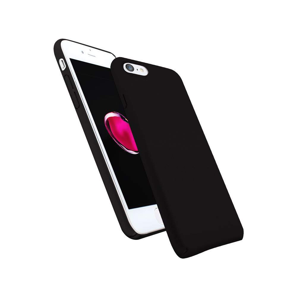 Cover Rubber Oil iPhone 6/6S Wave Concept