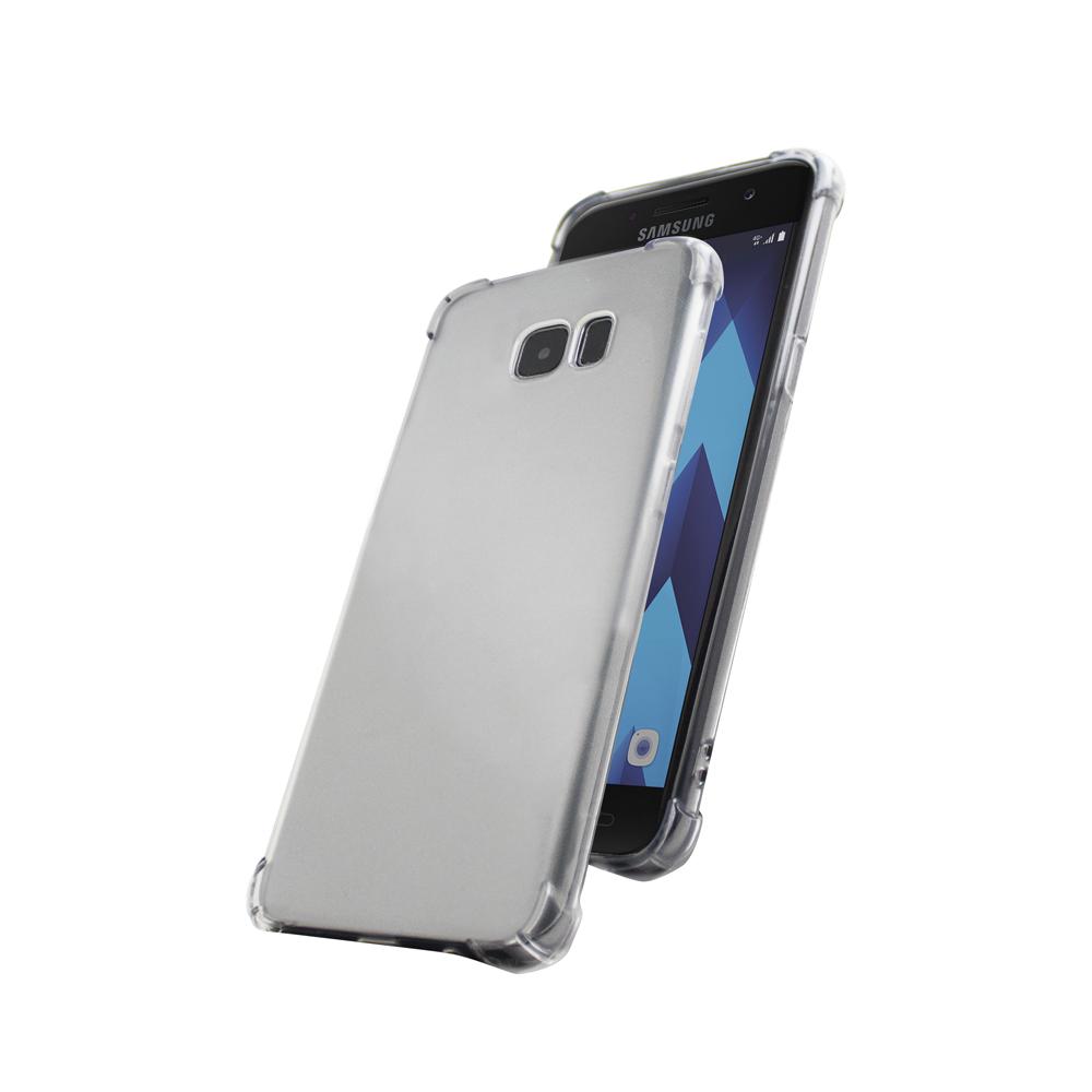 Cover Skin Grip Shockproof Samsung A3 2017 Wave Concept