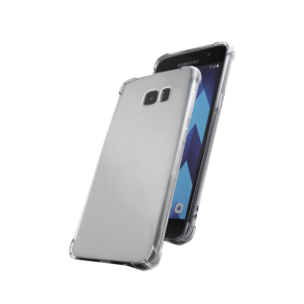Cover Skin Grip Shockproof Samsung A5 2017 Wave Concept