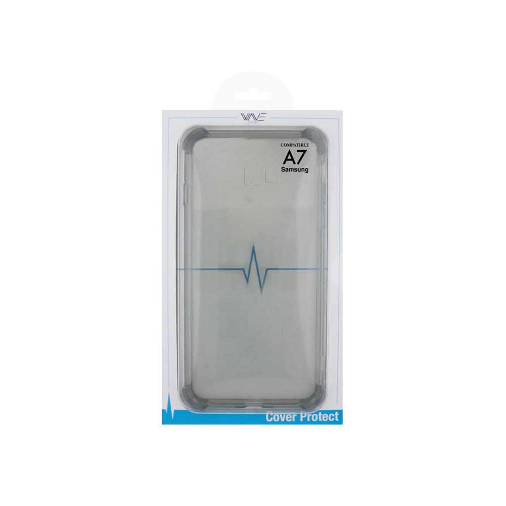 Cover Skin Grip Shockproof Samsung A7 2017 Wave Concept