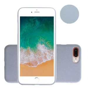 Cover UniColor iPhone 7+ Wave Concept