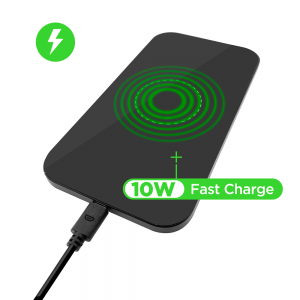 Dock à Induction Wave Concept Fast Charge Rectangle 10W