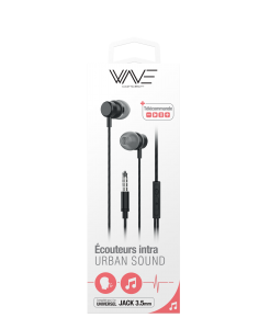 Ecouteurs Filaires Intra-Auriculaire Gamme Urban Sound