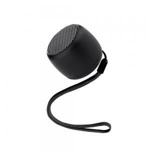 Enceinte Bluetooth Nano Speaker 2W Remote Selfie-Micro-Attache Dragonne