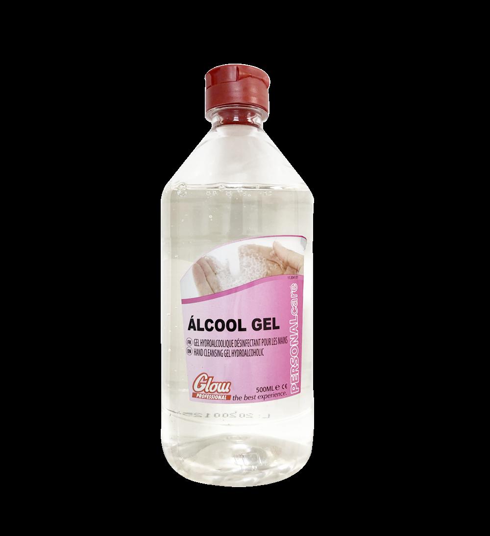 Flacon de Gel Hydro Alcoolique 500 ml