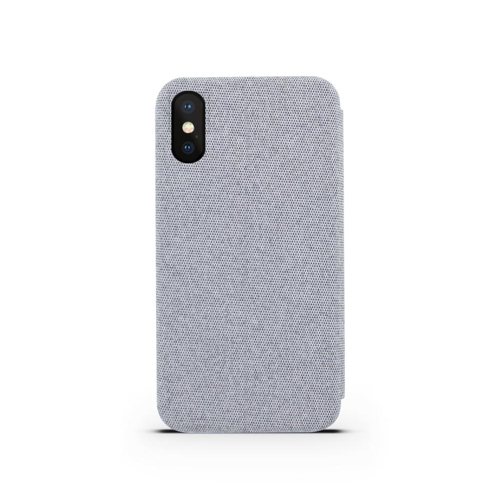 Folio Canvas Wallet case pour iPhone XS MAX