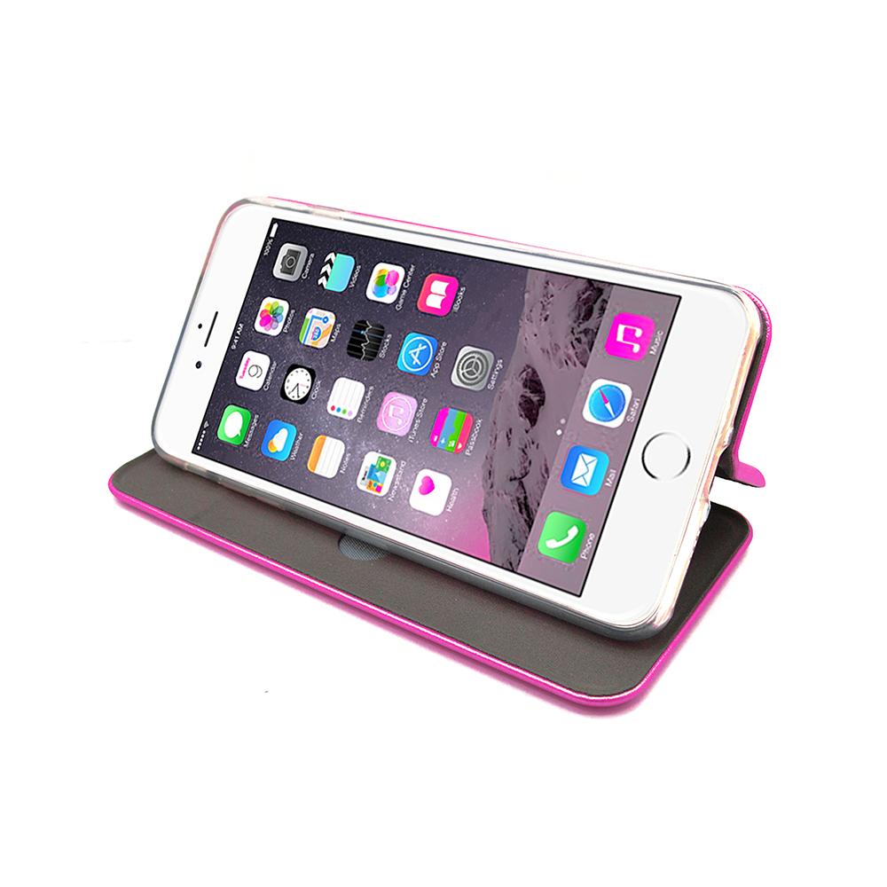 Folio Elégance iPhone 7+ avec fermeture magnétique Wave Concept
