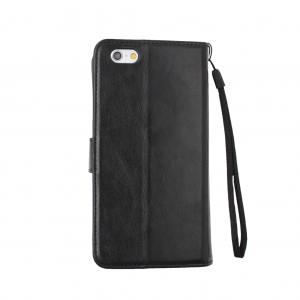 Folio Florida Noir pour iPhone 7 Wave Concept