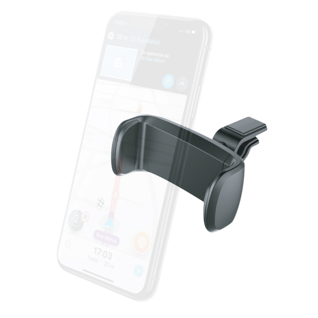 Pack Easy Drive USB Type-C = Support + Câble + Chargeur Voiture
