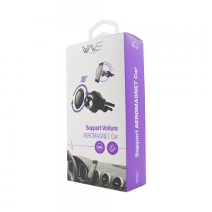 Support magnétique rotatif AERO Magnet avec Support Grille D\\\'aération 360°
