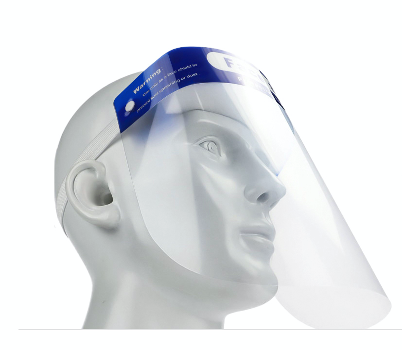 Visière de Protection Zéro Contact - FACE SHIELD